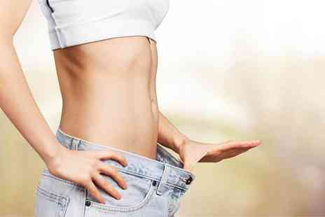 Eternal Aesthetics - Cryo lipo session on two areas - Save 84%
