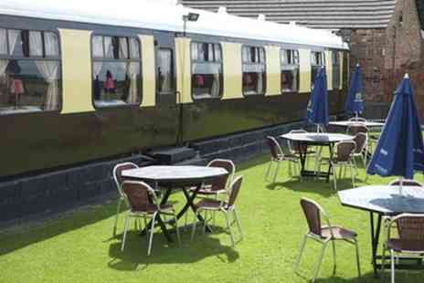The Sidings - One Night Stay for Two with Breakfast and Dinner - Save 0%