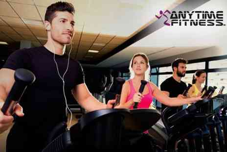 Anytime Fitness - 10 day gym pass to Anytime Fitness - Save 88%