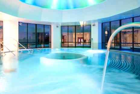 Champneys Springs Health Resort - Champneys Spa Day with Buffet Lunch, Choice of Treatment and Thalassotherapy Session for One or Two - Save 38%