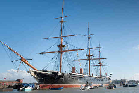 Portsmouth Historic Dockyard - Childs or adult annual all attraction ticket to Portsmouth Historic Dockyard - Save 0%