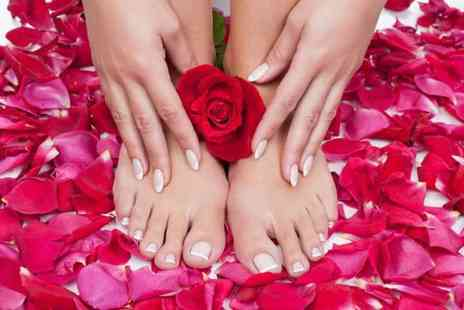 Smoothd - Laser fungal nail treatment on one foot - Save 79%