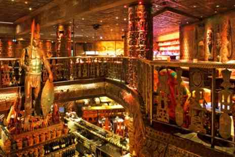 Shaka Zulu - Three Course Meal with Sparkling Cocktail for Up to Six - Save 68%