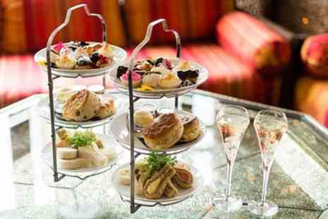 The Crazy Bear Group - Premium Champagne Afternoon Tea - Save 52%