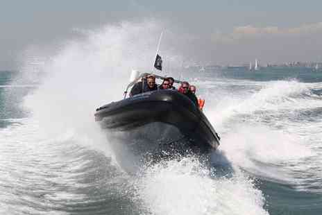 Seadogz - 60 or 90 minute extreme RIB boating experience for one - Save 60%