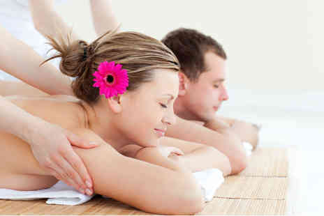 Eclipz Aveda Bromley - Aveda Swedish couples massage for two - Save 49%