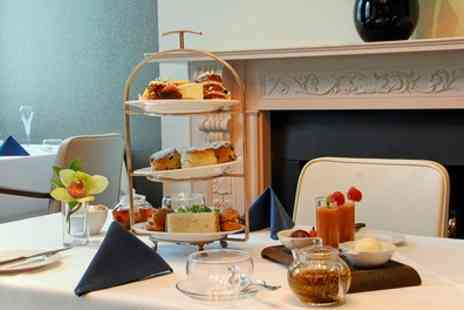 The Montcalm - Afternoon Tea or Lunch with Bubbly for Two - Save 0%