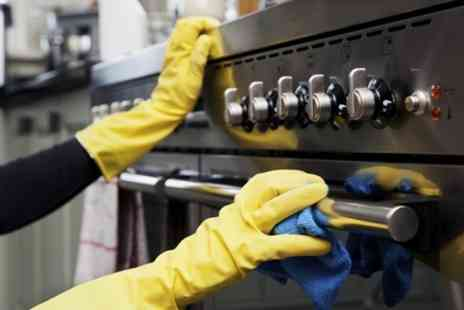 Kandi Kleaners - Full Oven Cleaning Service with Optional Hob Clean - Save 0%