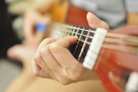 Guitar Cities - 30 Minute Guitar Lessons - Save 34%