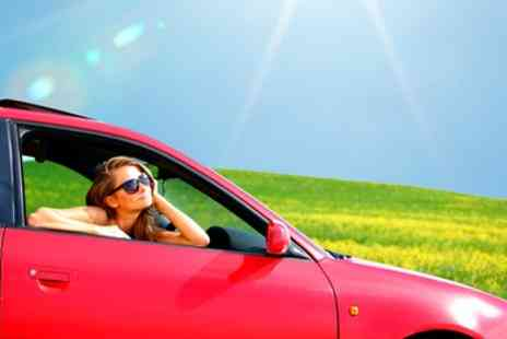Affordable Car Hire - £40 Towards Holiday Car Rental (Minimum Spend Required) - Save 88%