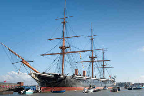 Portsmouth Historic Dockyard - Childs annual all attraction ticket to Portsmouth Historic Dockyard - Save 31%