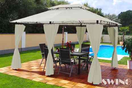 EveMotion GmbH - Luxury pavilion gazebo - Save 0%