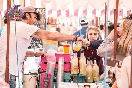 Foodies Festival - Friday ticket to the Oxford Foodies Festival or two Friday tickets, or Saturday or Sunday ticket or two Saturday or Sunday tickets - Save 61%