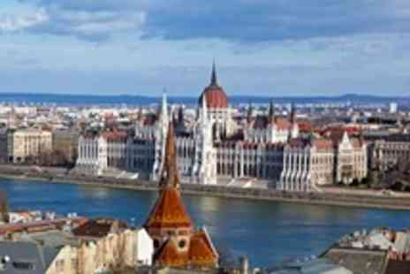 KPX Travel - In Budapest Three Night Stay For Two With Flights and Breakfast arriving 1 to 30 July 2012 - Save 31%