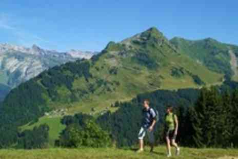 Chilly Powder - In French Alps Four Night Stay For Two With Breakfast, Afternoon Tea, and Five Course Evening Meal - Save 57%