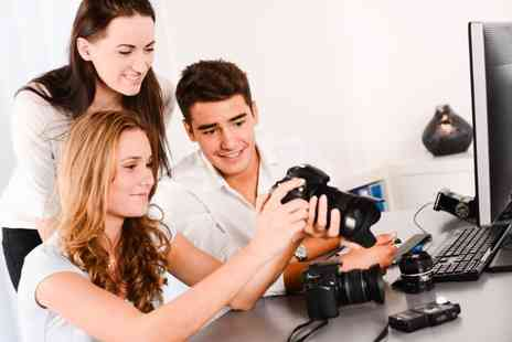 F4 Photography - One day dslr introduction course - Save 70%
