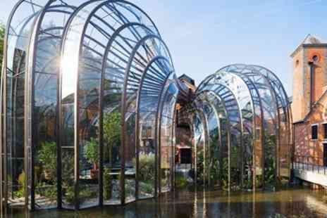 Bombay Sapphire Distillery - Two hour hosted experience including a guided tour of the site, flavour profile creation in the Dry Room and a complimentary cocktail - Save 0%