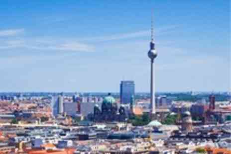 Wotra - In Berlin Two Night Cabin Stay For Up to Four With Breakfast Plus Graffiti Tour For Two - Save 52%