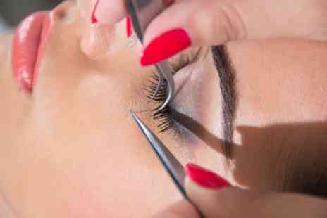 Flourish School Of Beauty Therapy - Semi Permanent Eyelash Extension Course for One or Two - Save 67%