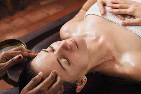 Nicky Salon - One hour Indian head massage with facial - Save 62%