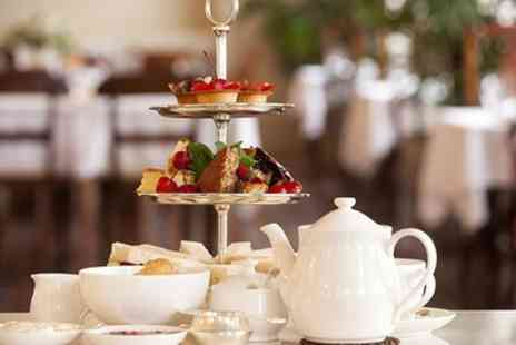 Radisson Blu - Traditional or Sparkling Afternoon Tea for Two - Save 50%