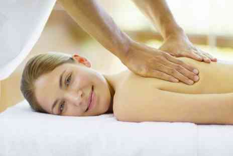 M J Therapy - Choice of One Hour Massage - Save 53%