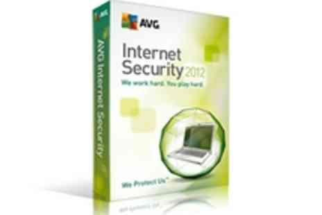 Software Link - AVG Internet Security 2012 - Save 75%
