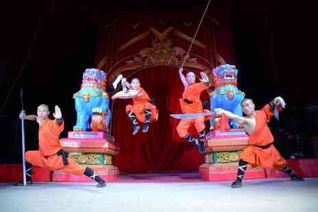 The European Events Corporation - One ticket to the Chinese State Circus production of Dynasty choose from Newcastle and Darlington locations - Save 51%