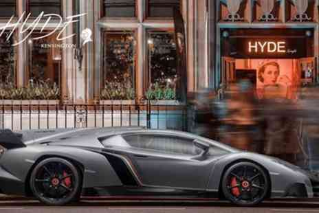 Hyde Kensington - Saturday Night Entry with Prosecco to Hyde Kensington - Save 0%