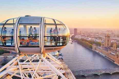 Merlin Entertainments Group - Entry to London Eye, Madame Tussauds, Sealife & more - Save 0%