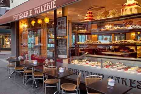 Patisserie Valerie - Choice of Celebration Cake - Save 39%