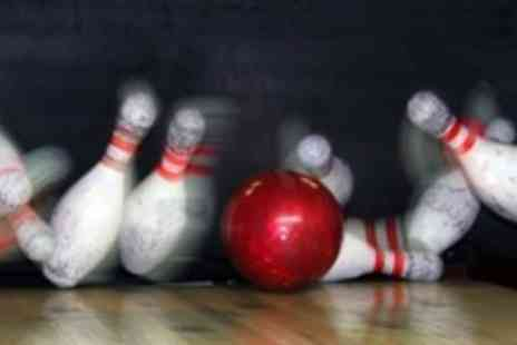 XS Superbowl - Bowling For Four with Two Games With Burger Each - Save 76%