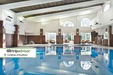 The Belfry - Full spa day for one including a fire and ice experience, two treatments and afternoon tea - Save 43%