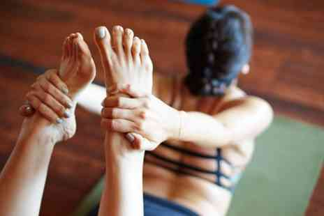 Yoga Brombrough - Hot Yoga, Four or Eight Sessions for One or Two - Save 50%