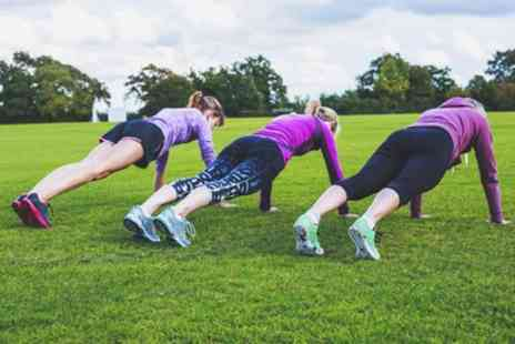 KeepFit Bootcamp - Five or Ten Boot Camp Sessions - Save 70%