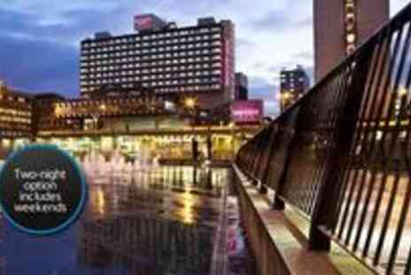 Mercure - Cosmopolitan one night Manchester city break - Save 69%