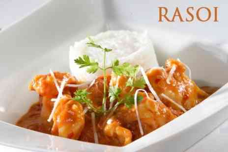 Rasoi - Seven Courses of Innovative Indian Cuisine - Save 50%