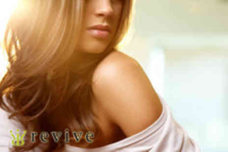 Revive - Wash, cut and blow dry with a senior stylist - Save 60%