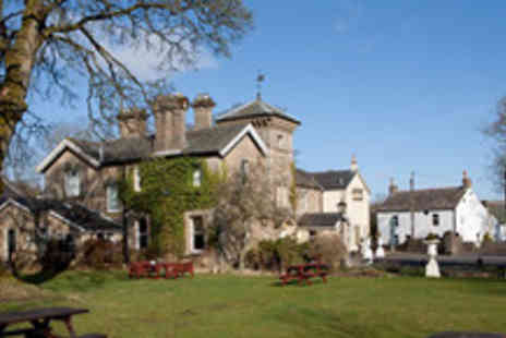 Nent Hall Country House - Two night stay in a superior room for 2 including breakfast in Cumbria - Save 50%