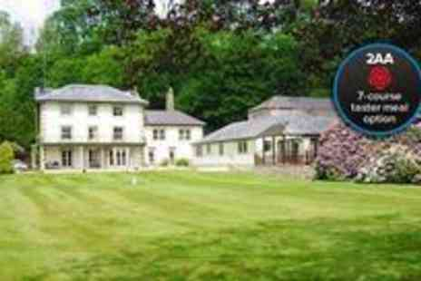 Lovelady Shield Country House Hotel - Stately Two night Cumbria break - Save 69%