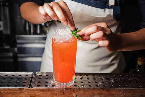 Eaton Square Bar - Cocktail making masterclass for one or two - Save 60%