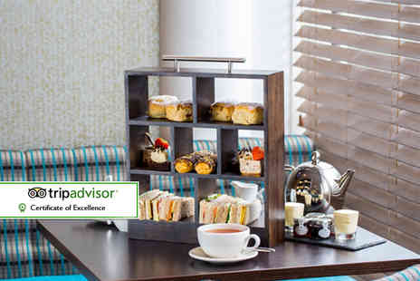 Hilton Garden Inn - Afternoon tea for two with a glass of Prosecco each - Save 50%