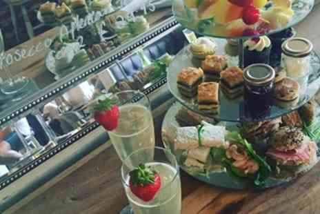 Merry Fiddlers Restauraunt - Traditional or Sparkling Afternoon Tea for Two or Four - Save 31%