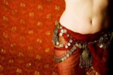 Jacqueline Chapman Belly Dancing - Three group belly dancing classes - Save 50%