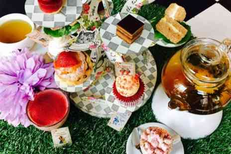 To A Tea - Mad Hatters Afternoon Tea for One, Two or Four - Save 24%