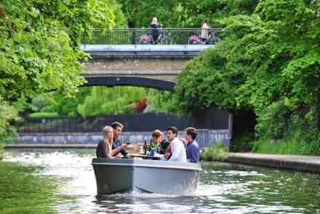 GoBoat London - Two hour self drive boat hire - Save 35%