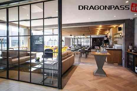 Dragon Pass Airport Lounges - One Year Airport Lounge Membership - Save 0%