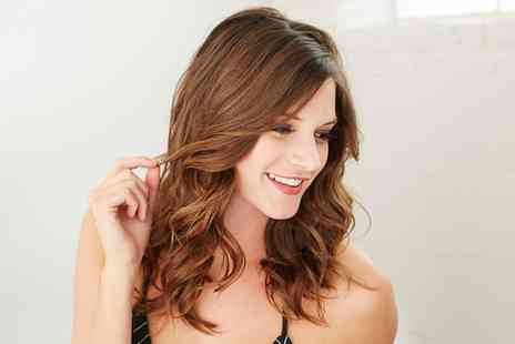 Happy Hair - Wash, Cut, Condition and Blow Dry with Optional Full Head Colour - Save 0%