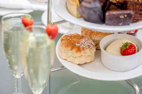 DoubleTree by Hilton - Four Star Prosecco Afternoon Tea for Up to Four - Save 0%