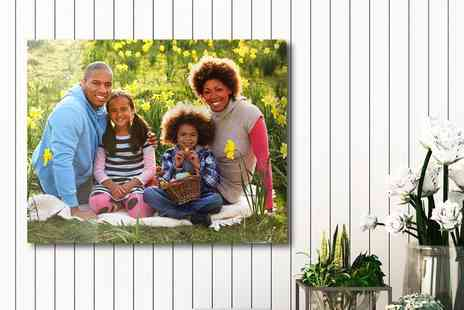 Printerpix UK - Personalised Metal Print in Choice of Size - Save 0%